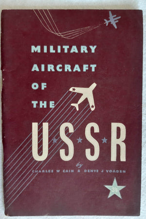MILITARY AIRCRAFT OF THE USSR
