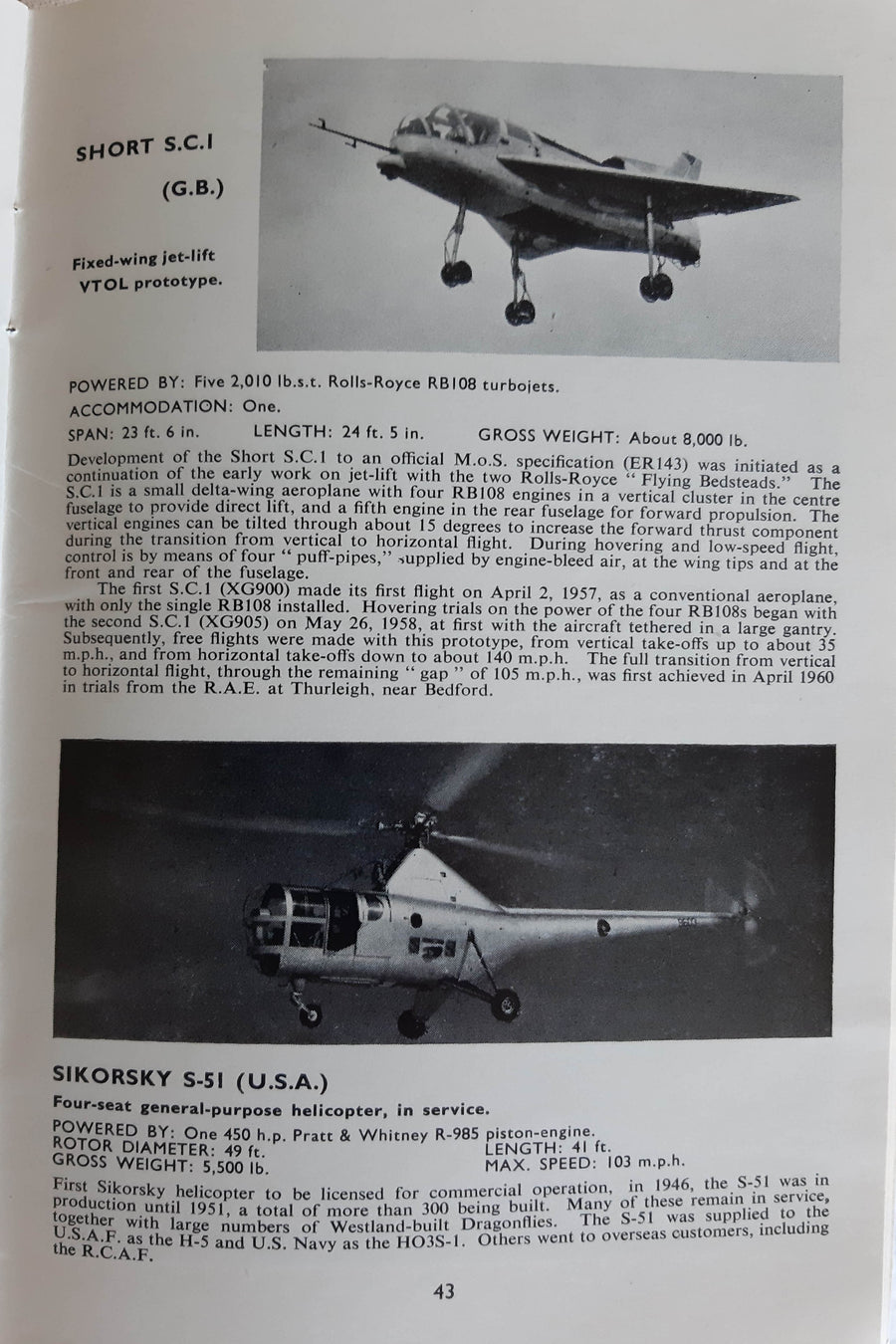 ABC HELICOPTERS 2'6