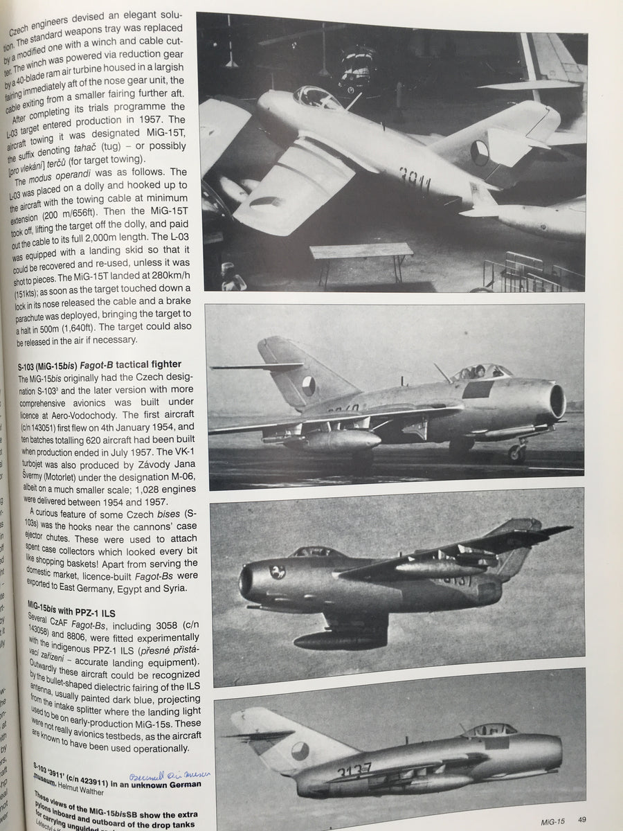 Mikoyan - Gurevich MiG - 15 : The Soviet Union's Long - lived Korean War Fighter