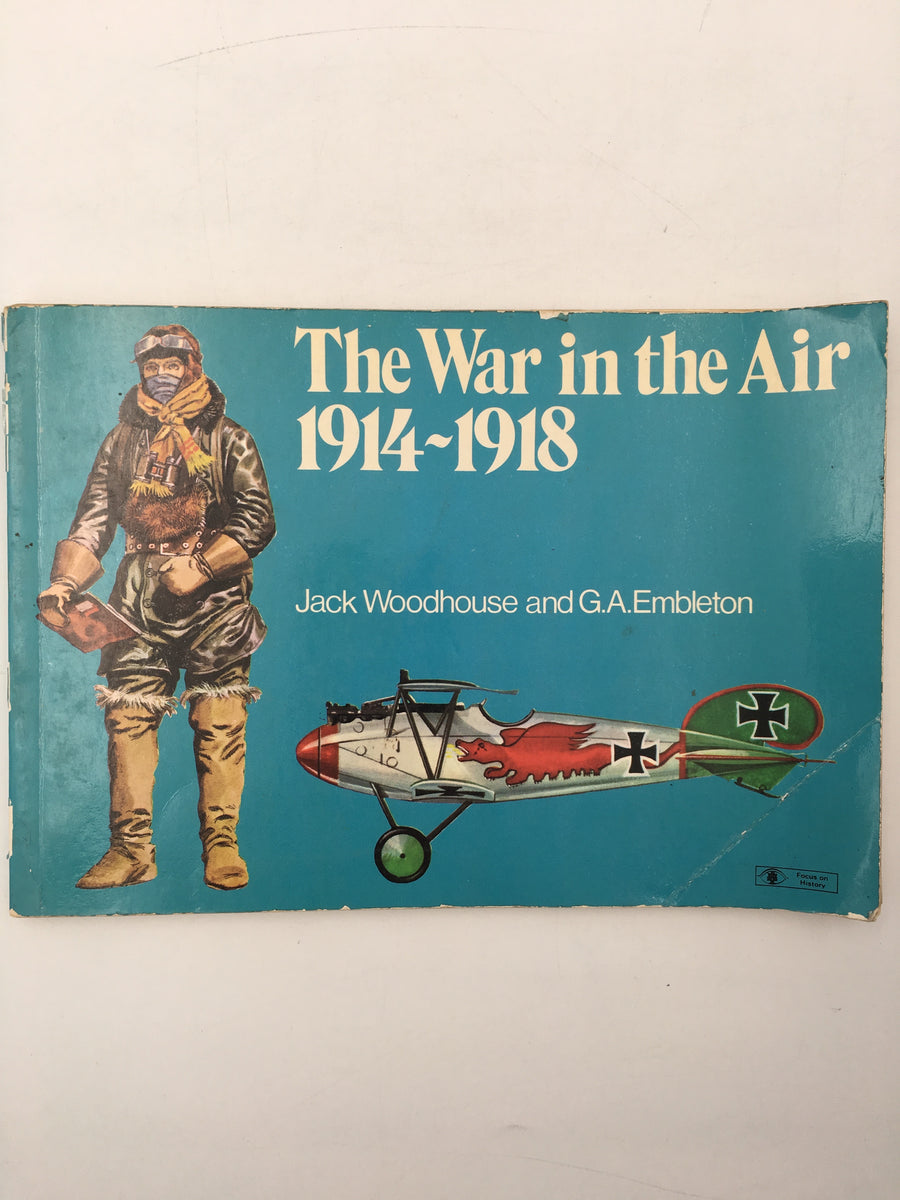 The War in the Air, 1914 - 1918