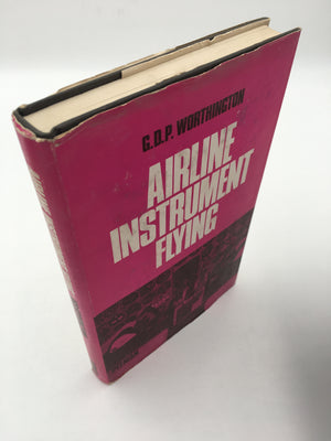 AIRLINE INSTRUMENT FLYING