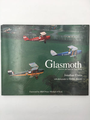 Glasmoth : Moscow and back by Tiger Moth