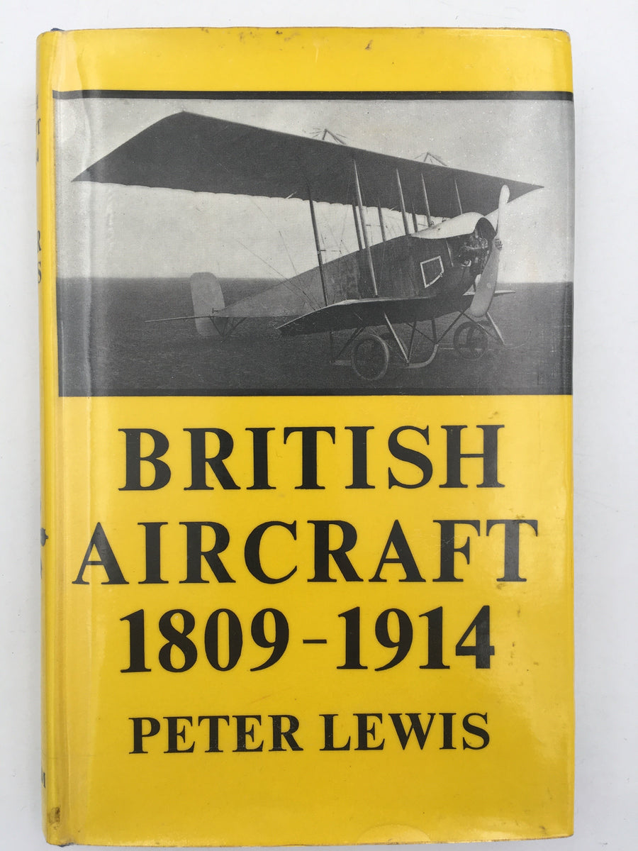 BRITISH AIRCRAFT 1809-1914