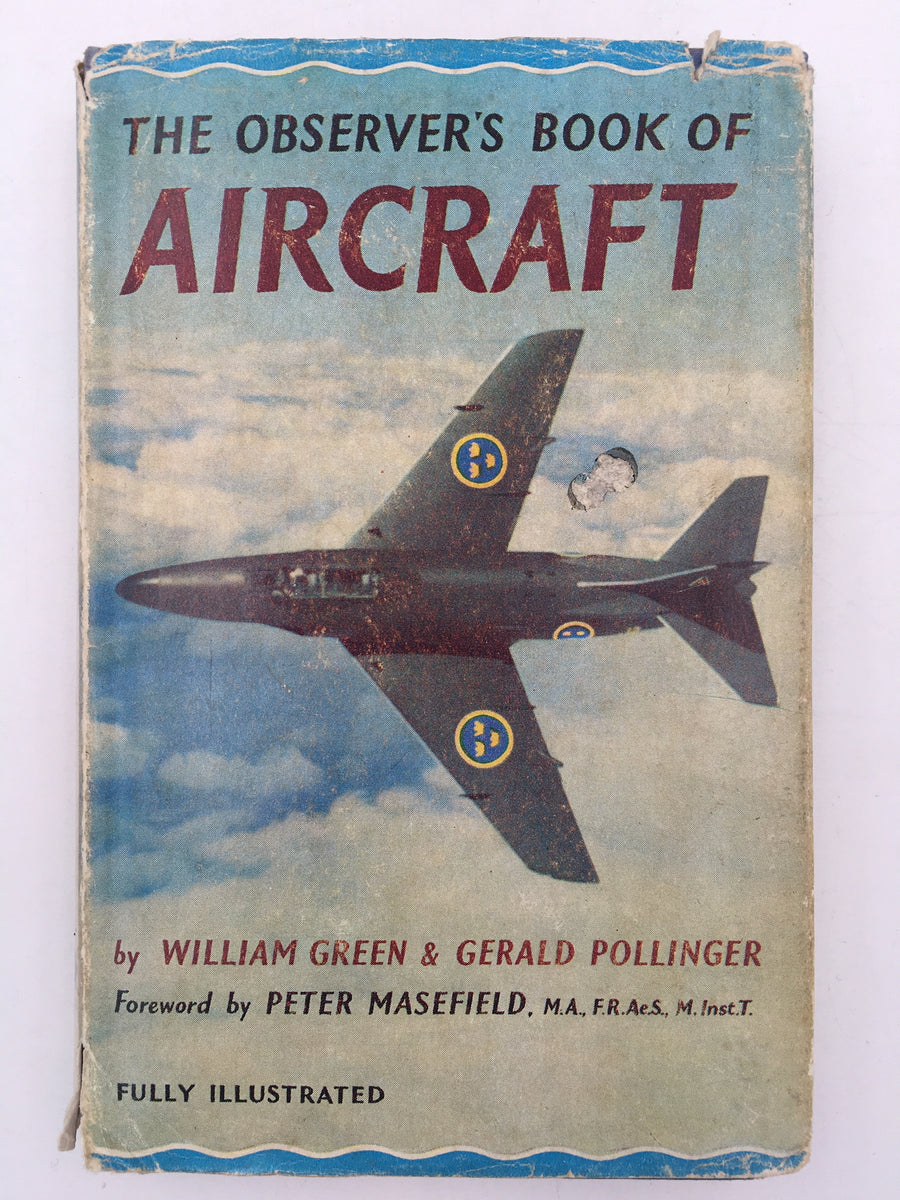 THE OBSERVER'S BOOK OF AIRCRAFT