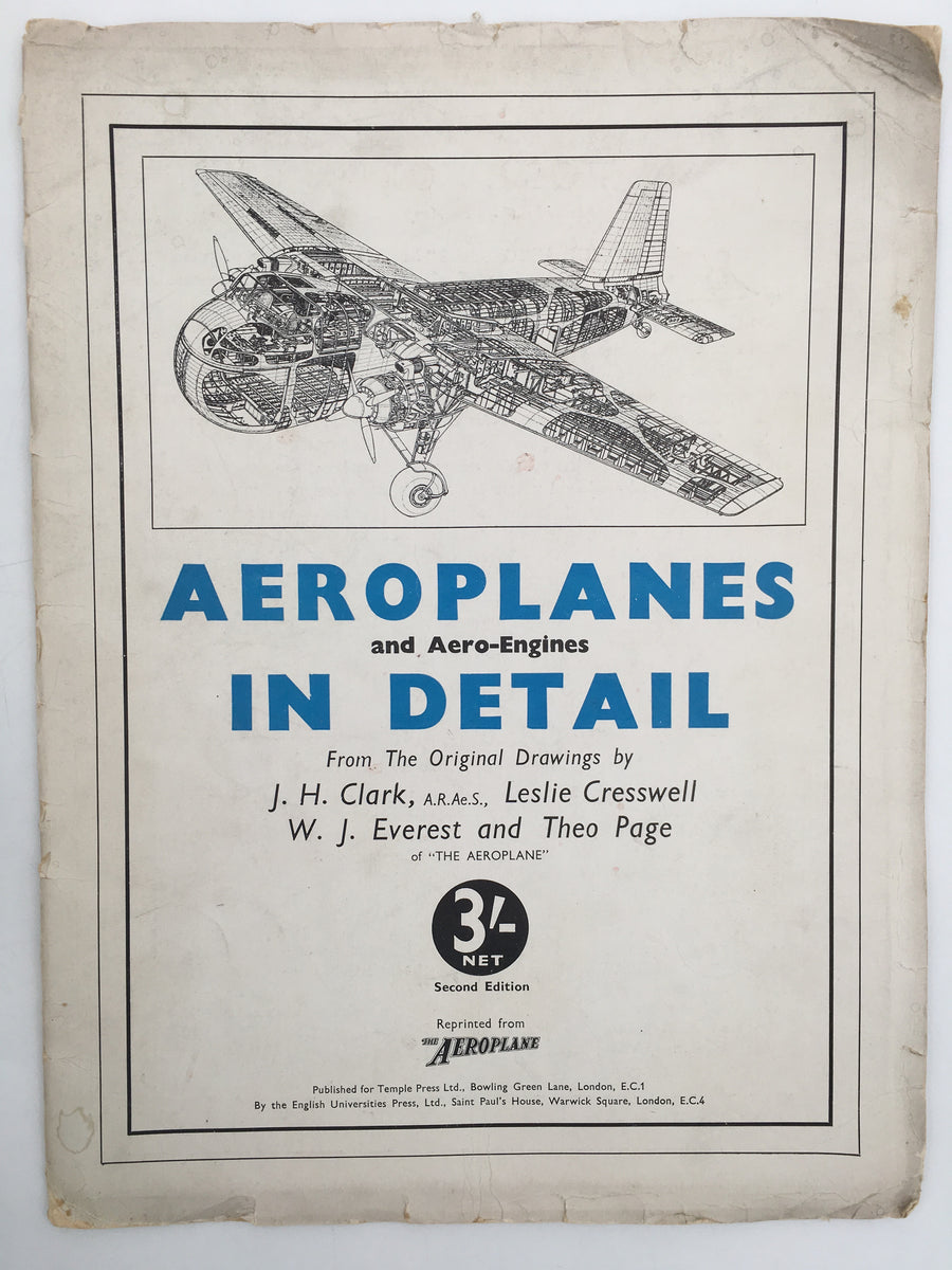 AEROPLANES and Aero - Engines IN DETAIL