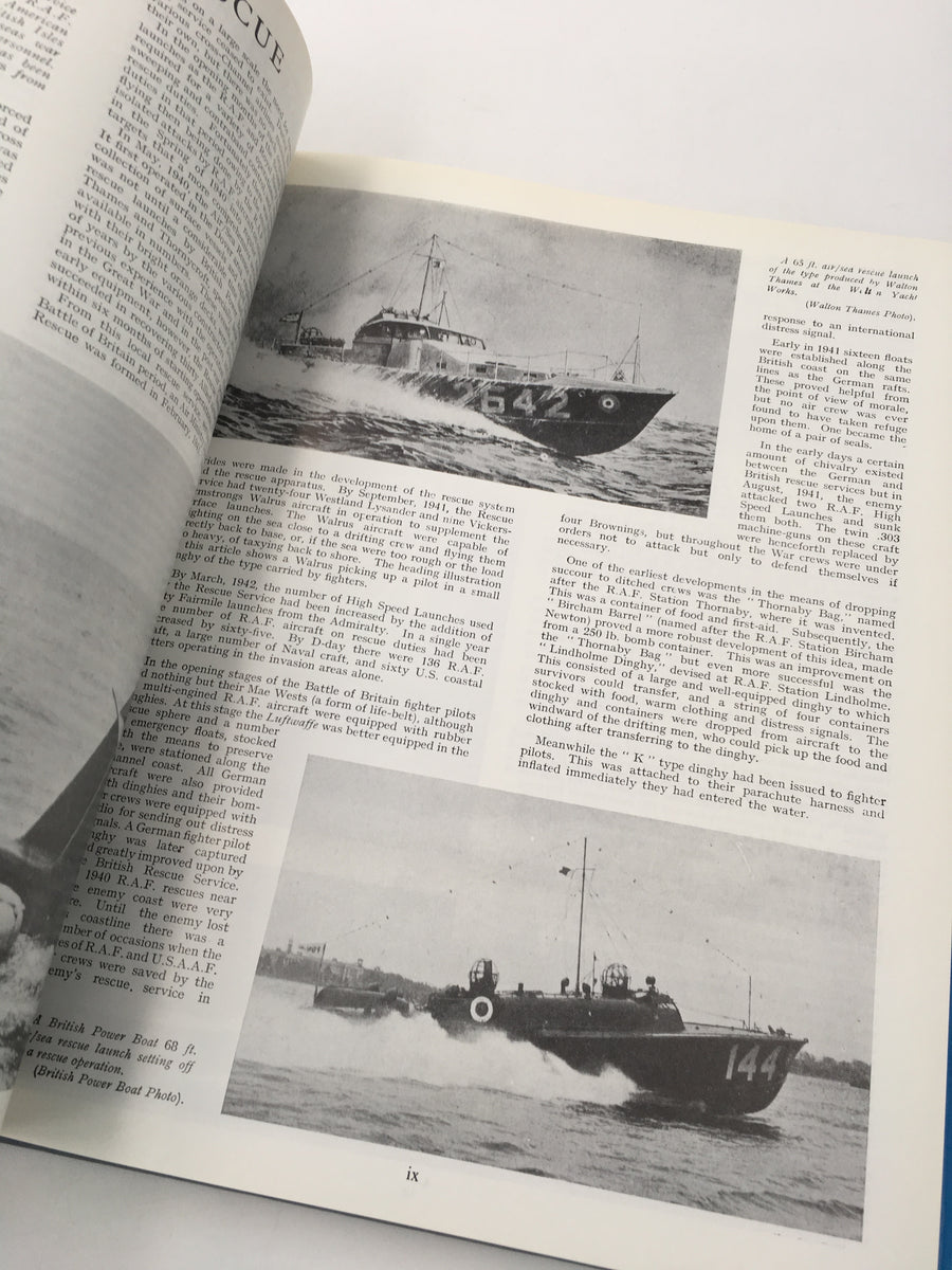 Aircraft of the Fighting Powers, VOLUME 6 ( 1945 )