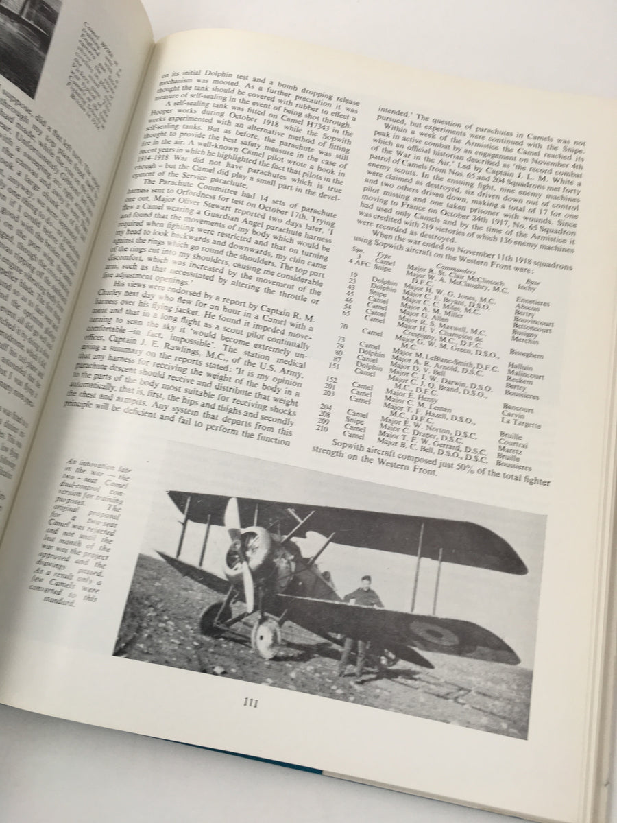 SOPWITH-THE MAN AND HIS AIRCRAFT