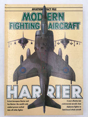 MODERN FIGHTING AIRCRAFT F-4, F-15, HARRIER