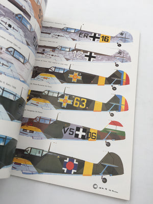 No.39 - Messerschmitt Bf 109B, C, D, E (Vol.1)
