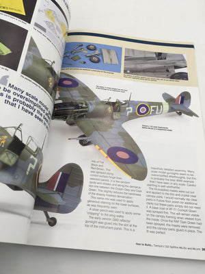 How to build… Tamiya's 1:32 SPITFIRE Mk.IXc and Mk.VIII
