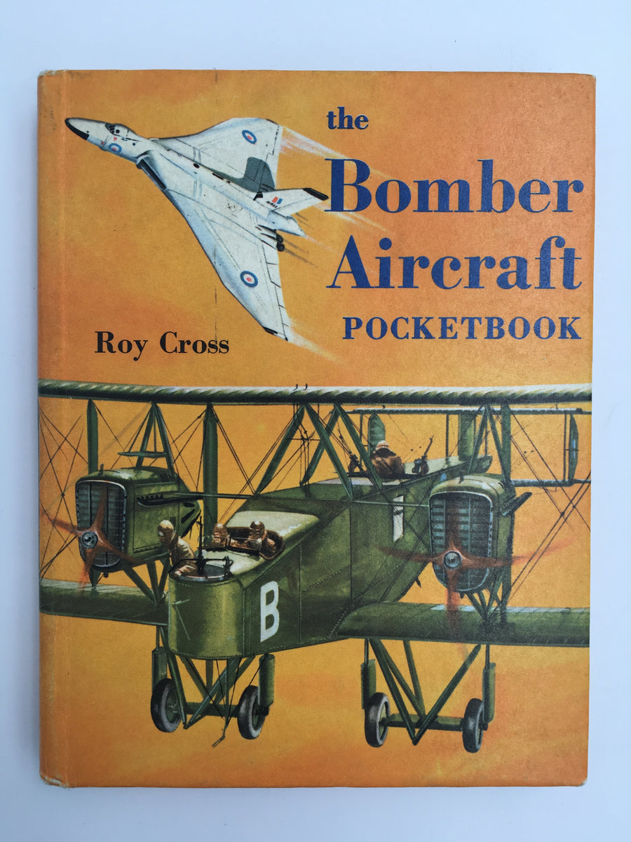 the Bomber Aircraft POCKETBOOK