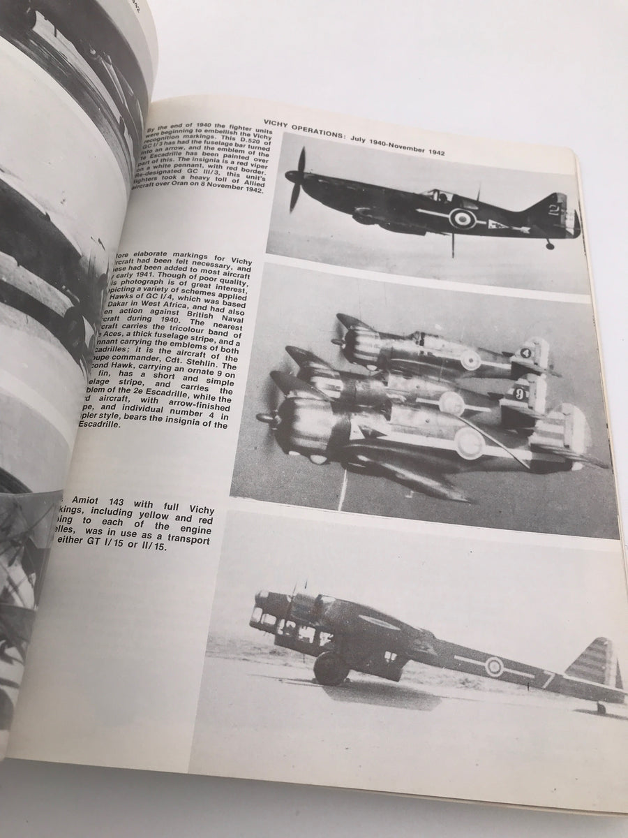 ARMEE DE L'AIR : A Pictorial History of the French Air Force, 1937 - 1945