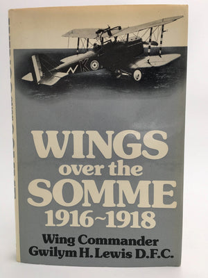 Wings over the Somme 1916-1918