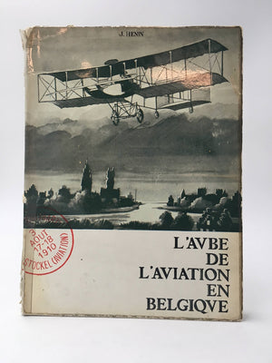L'AVBE DE L'AVIATION EN BELGIQUE