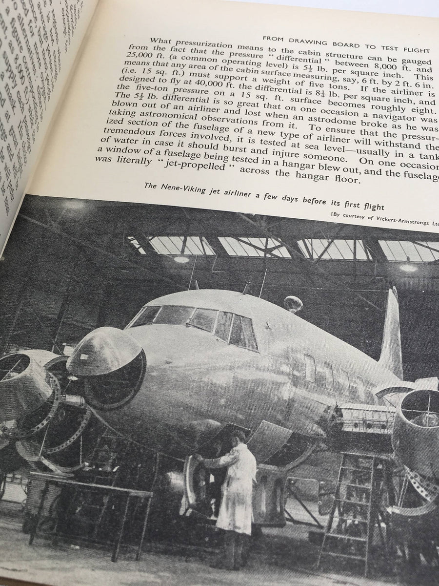 THE WONDER BOOK OF AIRCRAFT