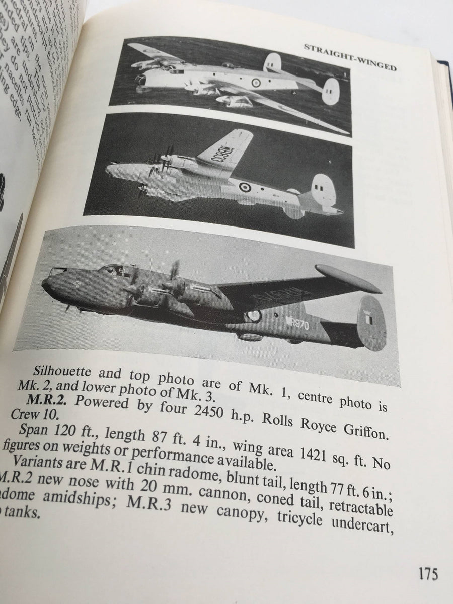 World Aircraft Recognition Manual
