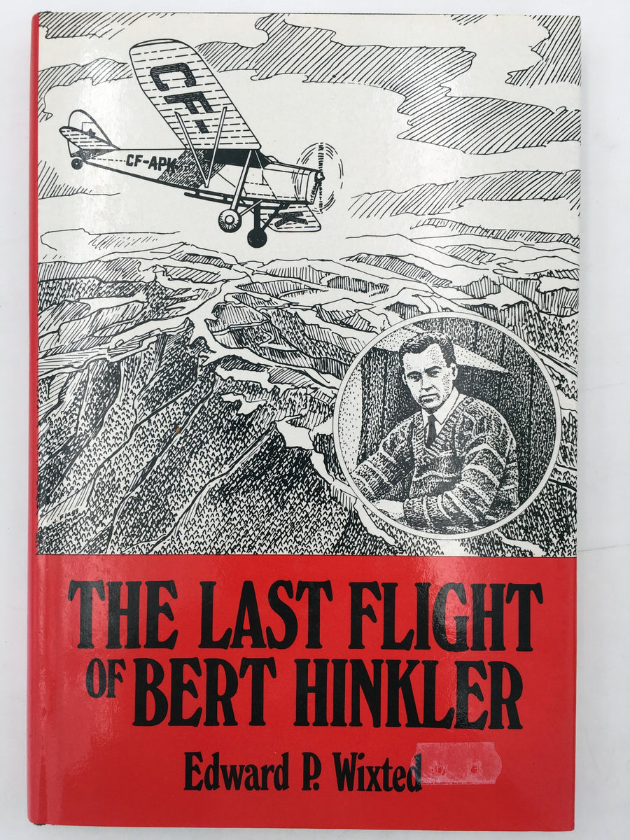 THE LAST FLIGHT of BERT HINKLER