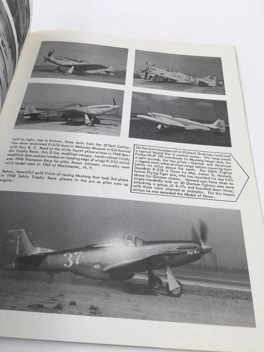 FAMOUS AIRCRAFT : THE P-51 MUSTANG
