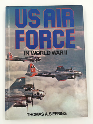 US AIR FORCE IN WORLD WAR II