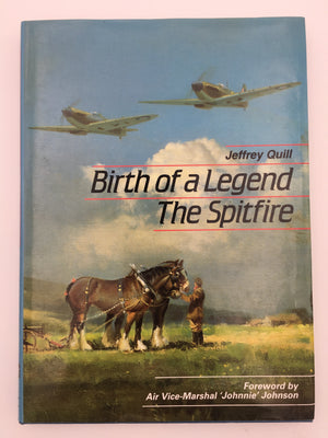 Birth of a legend The Spitfire