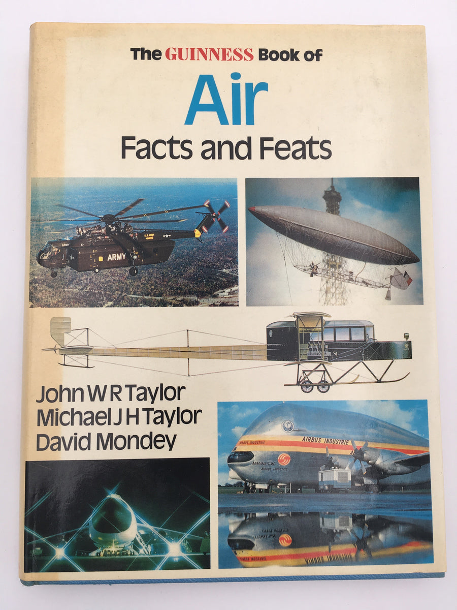 The GUINNESS Book of Air Facts and Feats