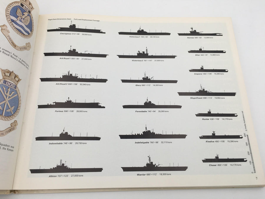 Carrier Air Groups / HMS Eagle, Volume One