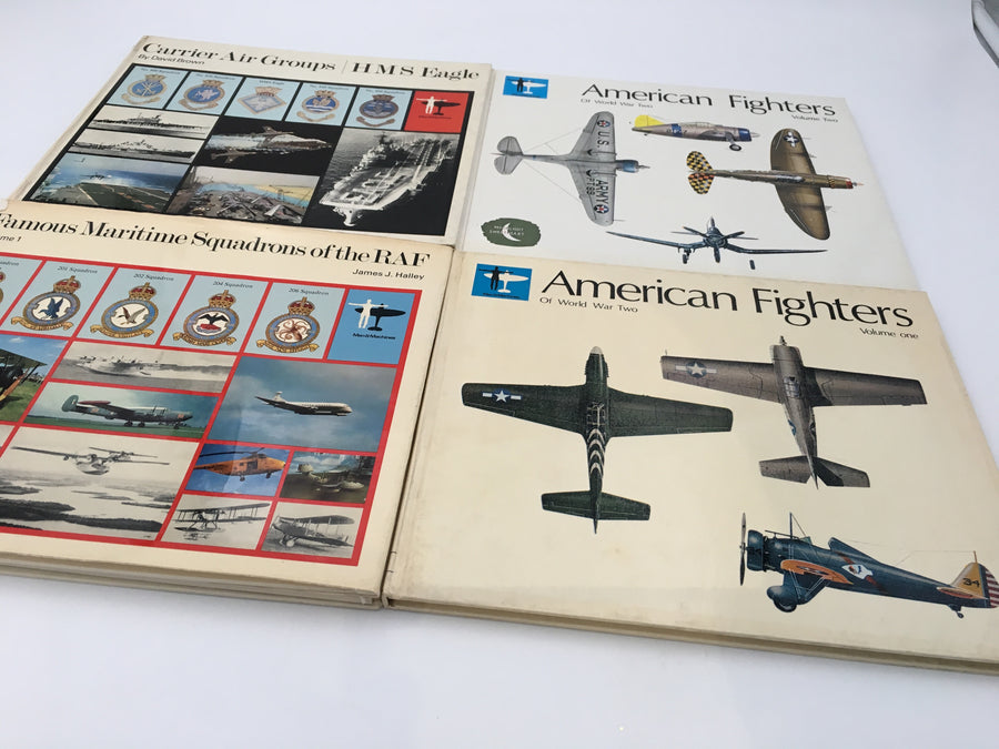 American Fighters Of World War Two, Volume one