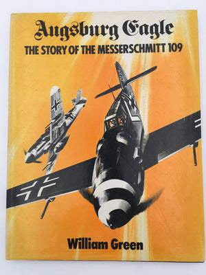 Augsburg Eagle, THE STORY OF THE MESSERSCHMITT 109