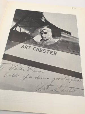 THE ART CHESTER STORY