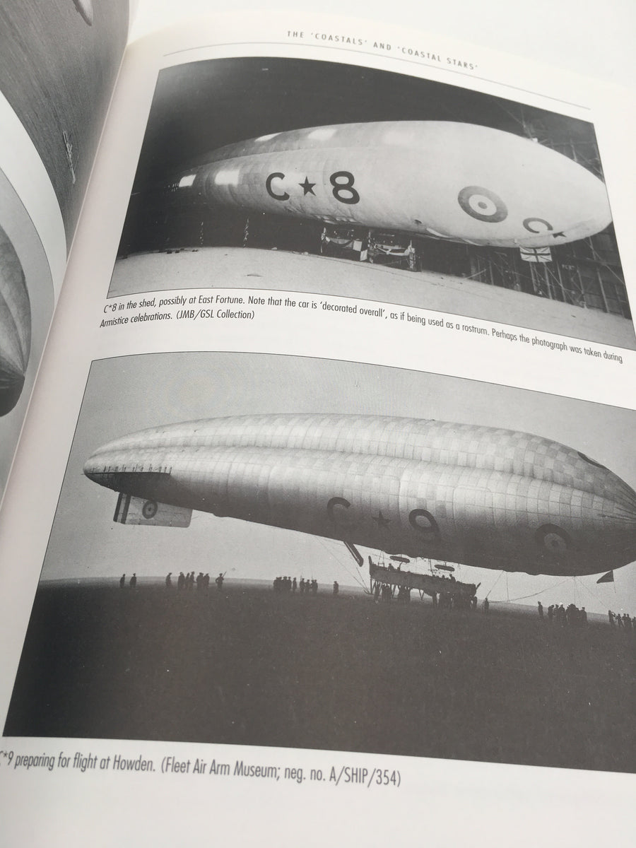 Battlebags : British Airships of the First World War