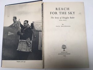 REACH FOR THE SKY - the story of Douglas Bader