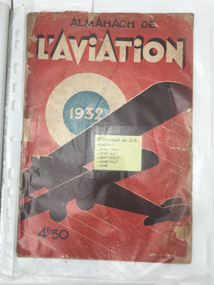 Almanach de l'Aviation