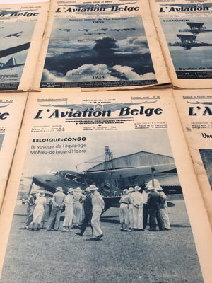 L'Aviation belge