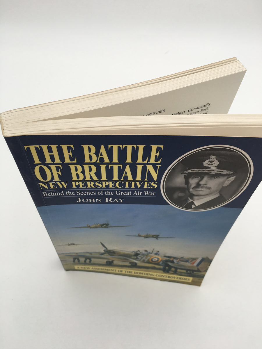 THE BATTLE OF BRITAIN : NEW PERSPECTIVES