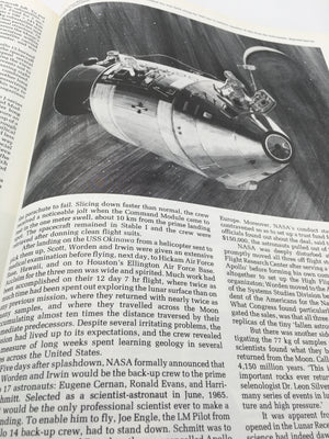 The History of MANNED SPACE FLIGHT