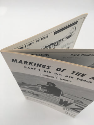 MARKINGS OF THE ACES PART 1 : 8th U.S. AIR FORCE ( SERIES 3, No. 1 )