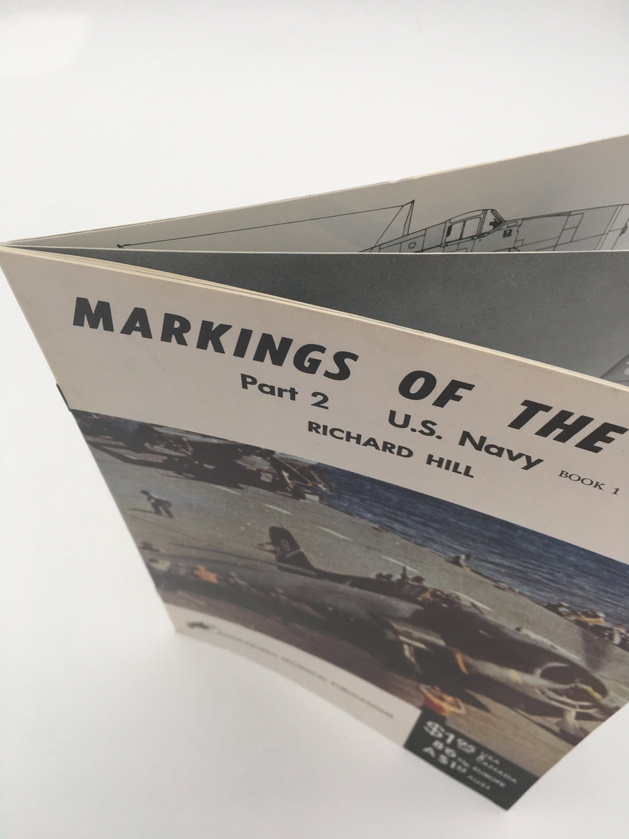 MARKINGS OF THE ACES Part 2 U.S. Navy, BOOK 1 ( SERIES 3, No. 4 )