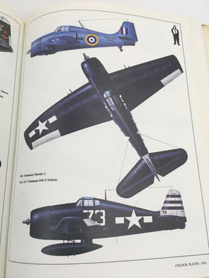 COMBAT AIRCRAFT OF WORLD WAR TWO