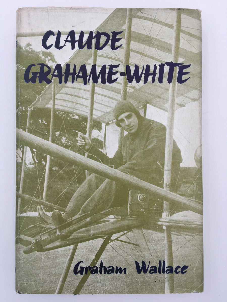 CLAUDE GRAHAME - WHITE