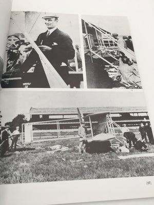 PICTURE HISTORY OF AVIATION ON LONG ISLAND, 1908 - 1938