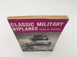 CLASSIC MILITARY BIPLANES