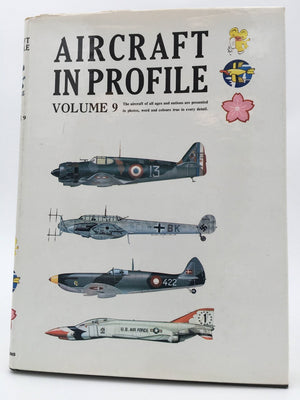AIRCRAFT IN PROFILE VOLUME 9