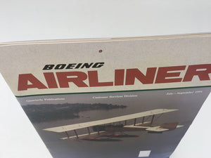 BOEING AIRLINER 75 ANS