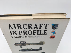 AIRCRAFT IN PROFILE VOLUME 10