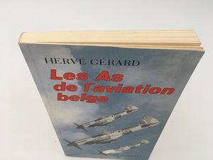 LES AS DE L'AVIATION BELGE