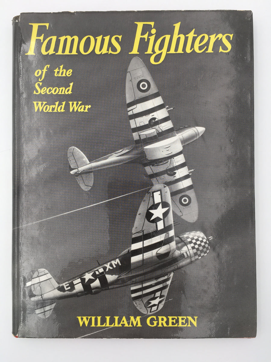 Famous Fighters / Bombers of the Second World War
