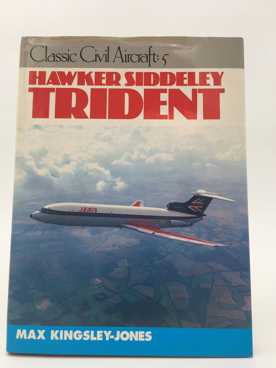HAWKER SIDDELEY TRIDANT