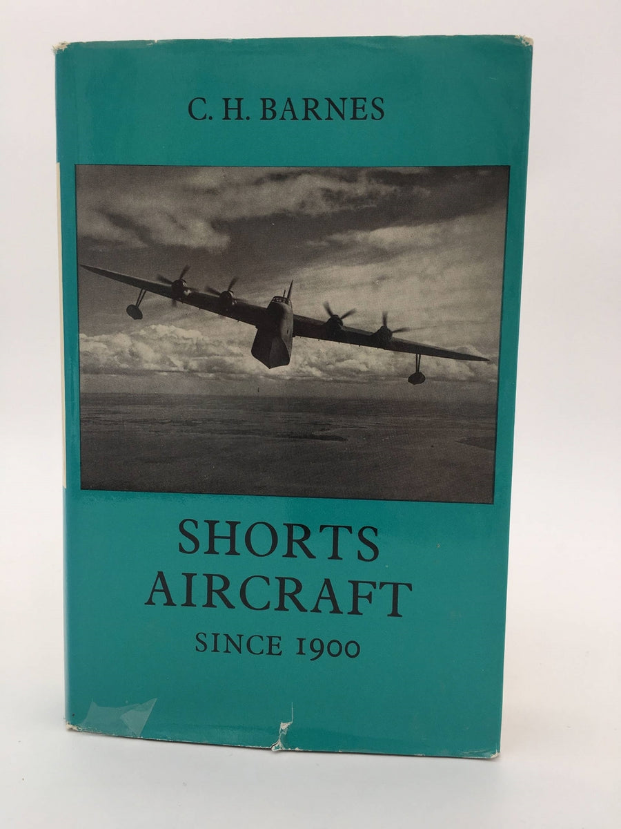 SHORTS AIRCRAFT SINCE 1900