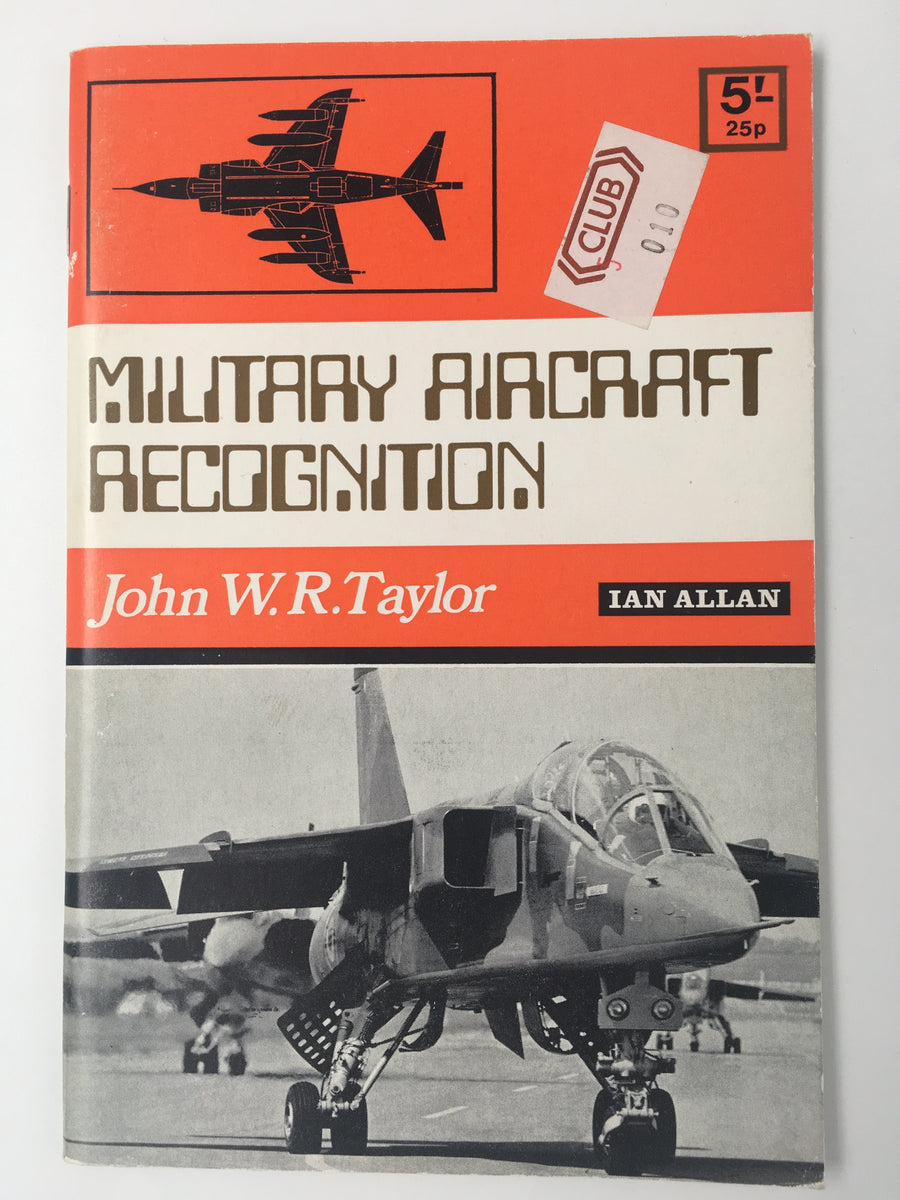 MILITARY AIRCRAFT RECOGNITION