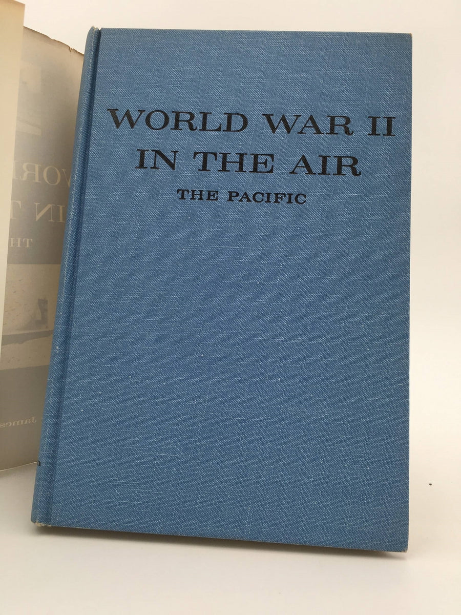 WORLD WAR II IN THE AIR THE PACIFIC